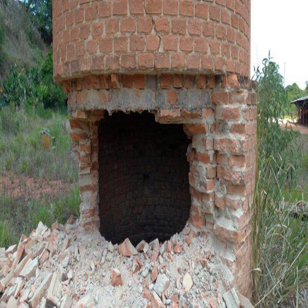 Demolição torre