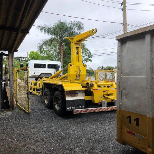 Locação de caminhão