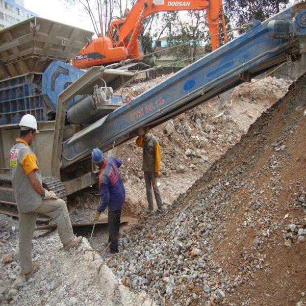 Mão de obra demolição