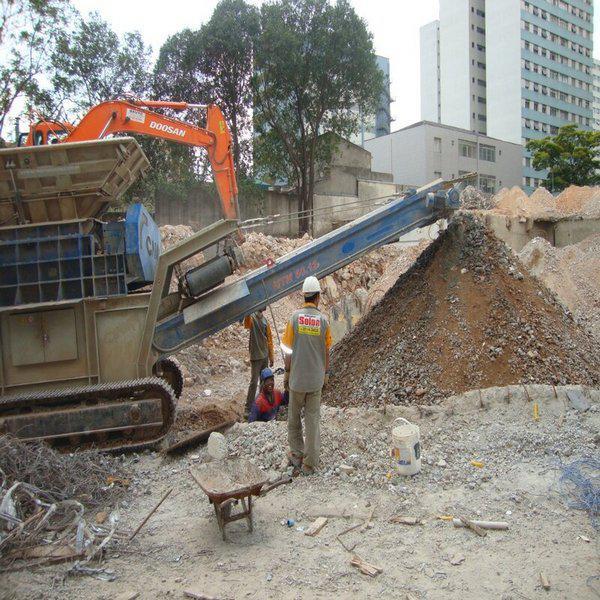 Preço mão de obra demolição