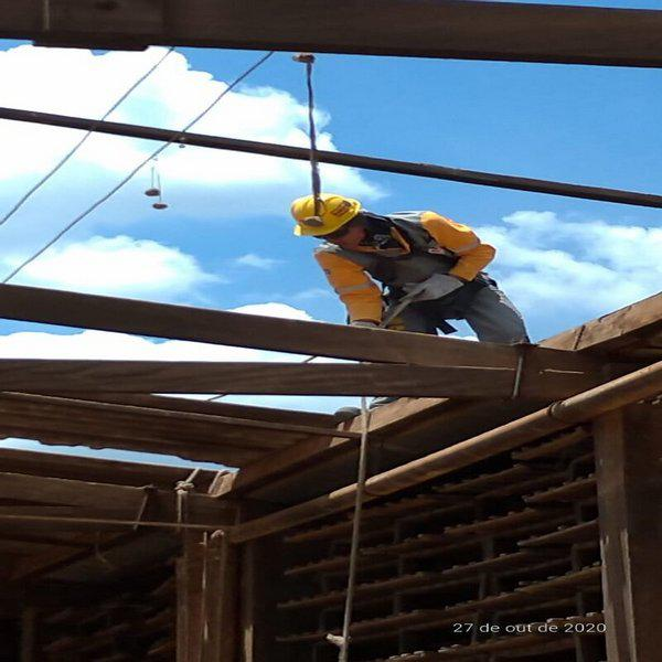 Segurança na demolição