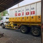 Locação de caminhão caçamba